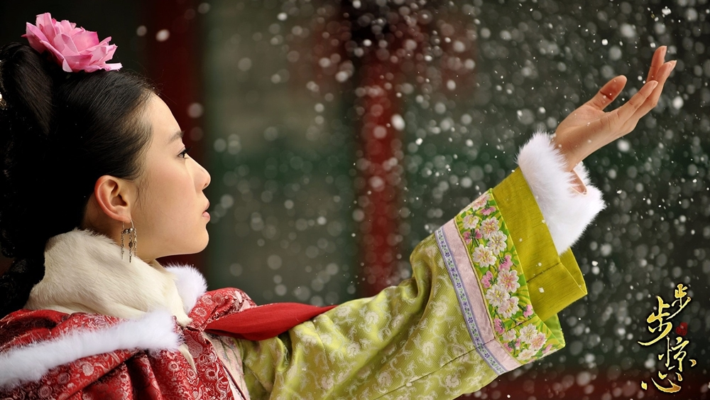 Trương Hiểu - một cô gái thời hiện đại xuyên không về quá khứ trở thành Nhược Hi