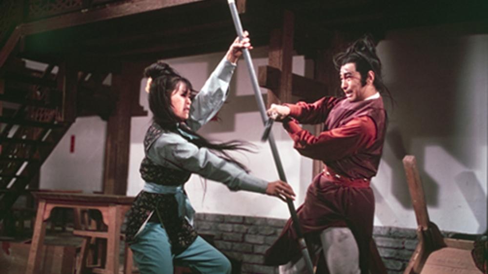 Những ân oán tư thù, hiềm khích cá nhân được đáp trả qua những chiêu thức võ thuật
