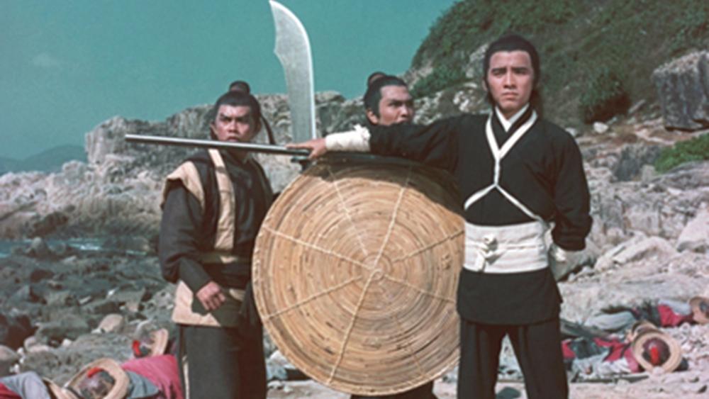 Ba câu chuyện tôn vinh những anh hùng trẻ tuổi trong giới võ lâm