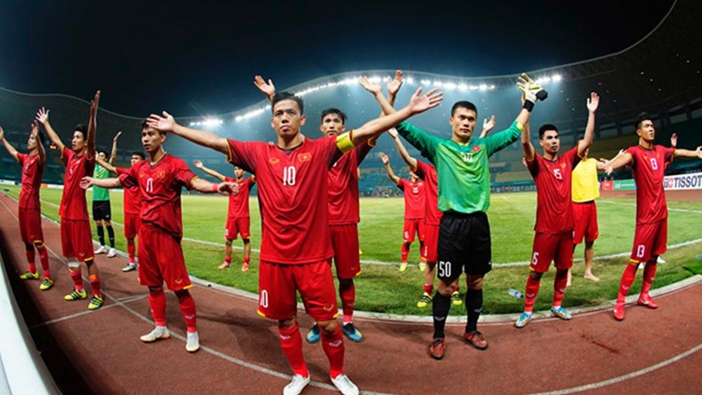 U23 Việt Nam đã làm nức lòng người hâm mộ.