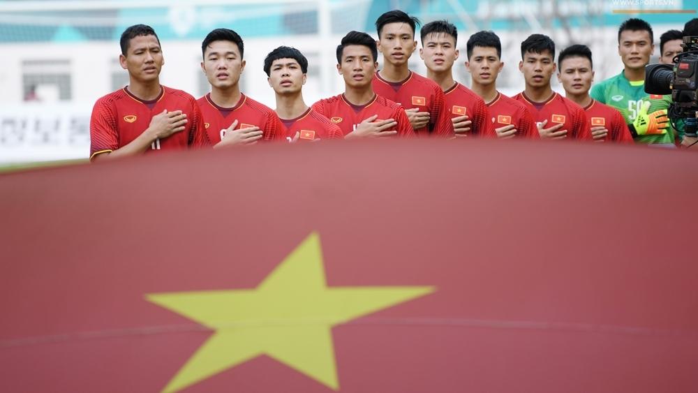 U23 Việt Nam là lá cờ đầu của khu vực Đông Nam Á.