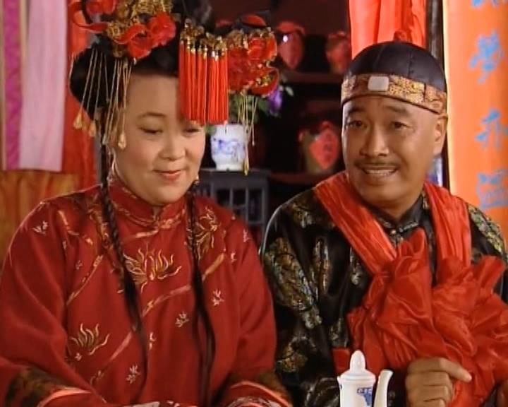 Cặp đôi Kim Tất Đa và Thiết Tâm Lan.