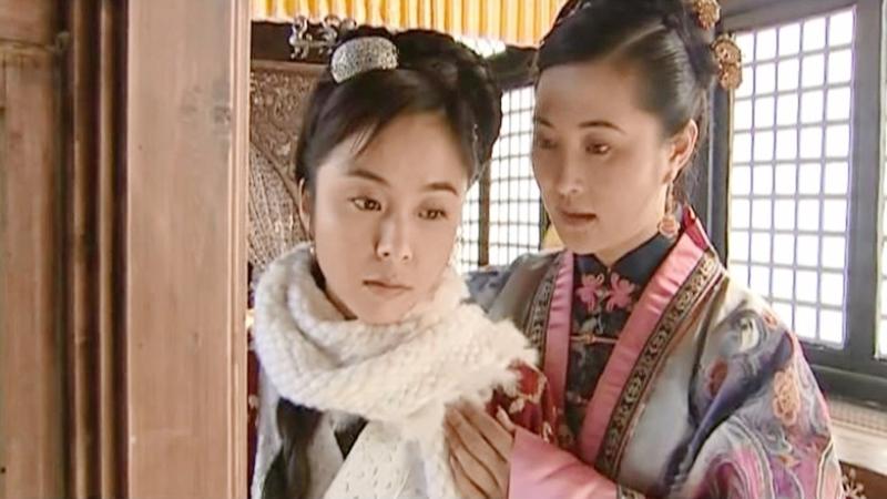 Một cảnh trong phim ''Kiếm Xuất Giang Nam''