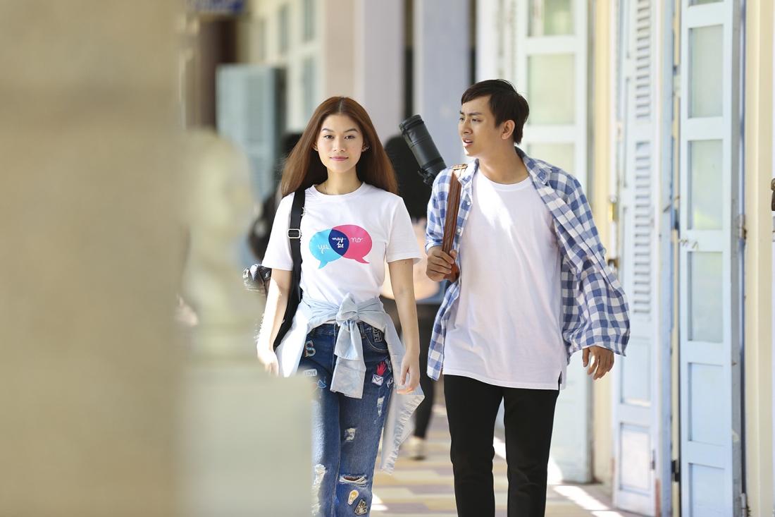 Phim xoay quanh mối quan hệ nắm, buông thất thường của Minh Khôi và Diệu Hiền.