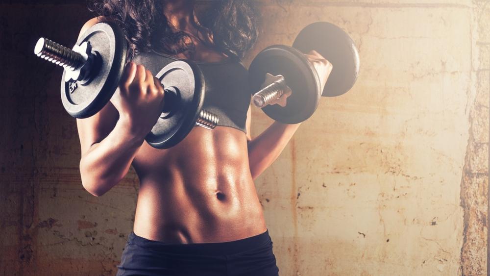 Thể dục có thể cải thiện sức khỏe, nhưng với nhiều người, tập luyện chăm chỉ có thể thay đổi số phận.