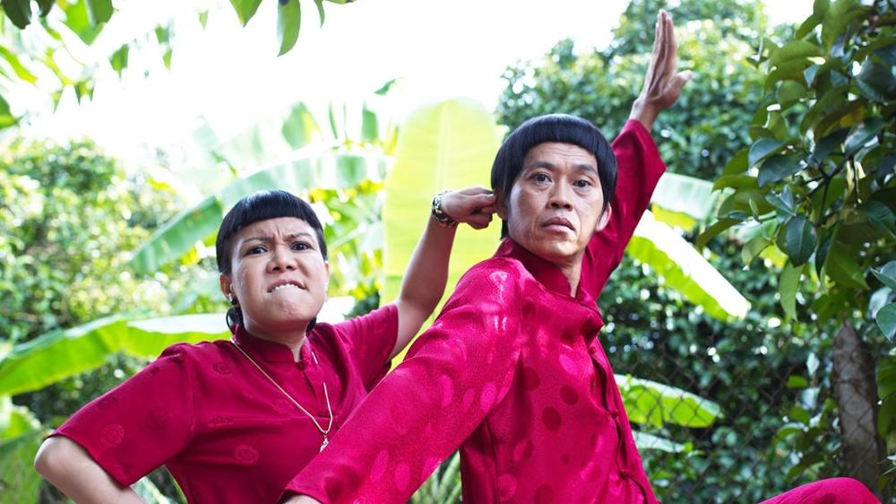 Gia đình ông bà Nho Nhã làm nghề thuốc Đông y tại một vùng quê yên bình.
