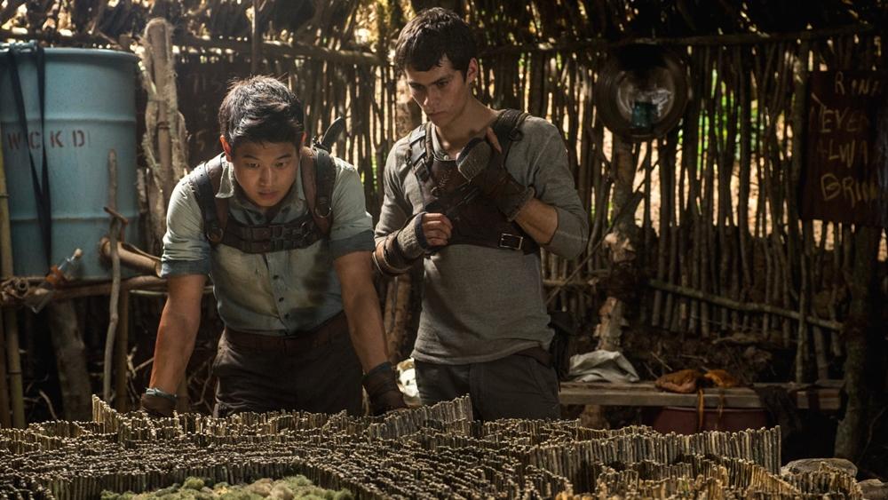 Làm thế nào họ sống sót thoát ra khỏi mê cung khổng lồ đầy những sinh vật nguy hiểm và thay đổi lời giải hằng đêm?