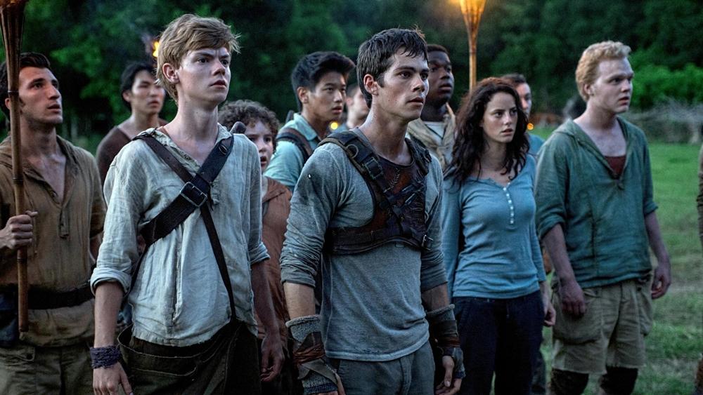 ''The Maze Runner'' được chuyển thể từ bộ truyện cùng tên, kể về nhóm bạn trẻ bị giam giữ trong ''Trảng''