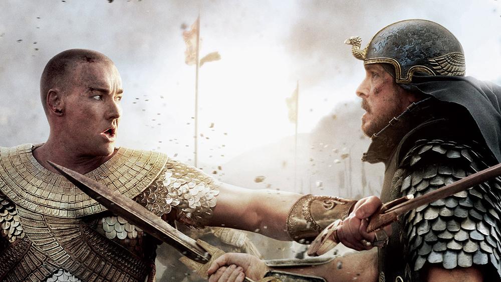 Anh đấu tranh giúp người dân Ai Cập thoát khỏi sự cai trị hà khắc của Pharaoh