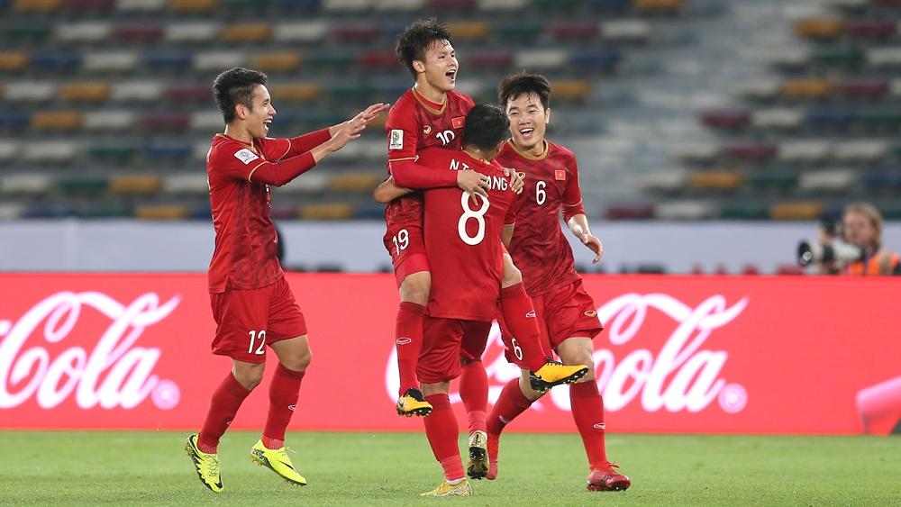 ĐT Việt Nam đang tạo nên kỳ tích ở Asian Cup 2019.