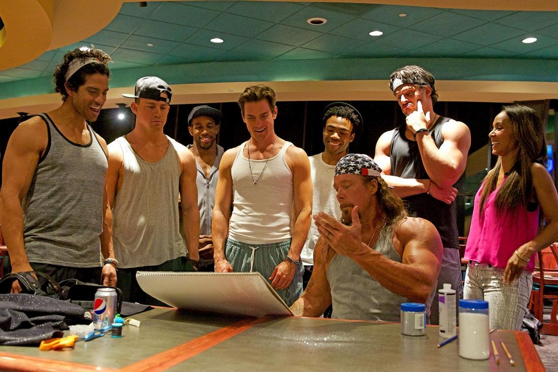 Nhưng một ngày nọ, cả nhóm lại quyết định lên đường trong chuyến đi từ Tampa tới Myrtle Beach để tham gia buổi trình diễn của các chàng vũ công thoát y nóng bỏng.