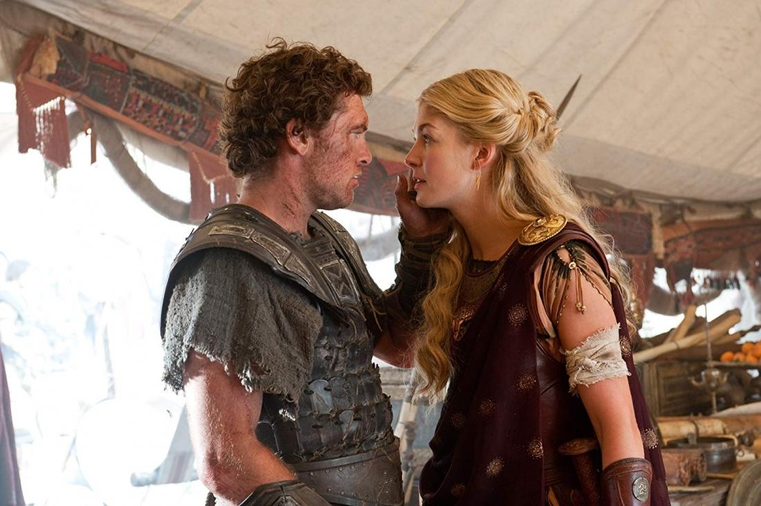 Andromeda, công chúa từng được Perseus cứu mạng, giờ đây là nữ hoàng.