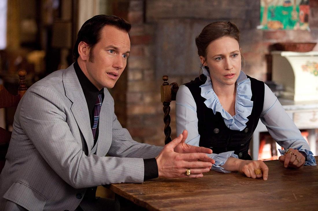 Phim xoay quanh cặp vợ chồng nhà ngoại cảm chuyên săn ma quỷ - Ed và Lorraine Warren.