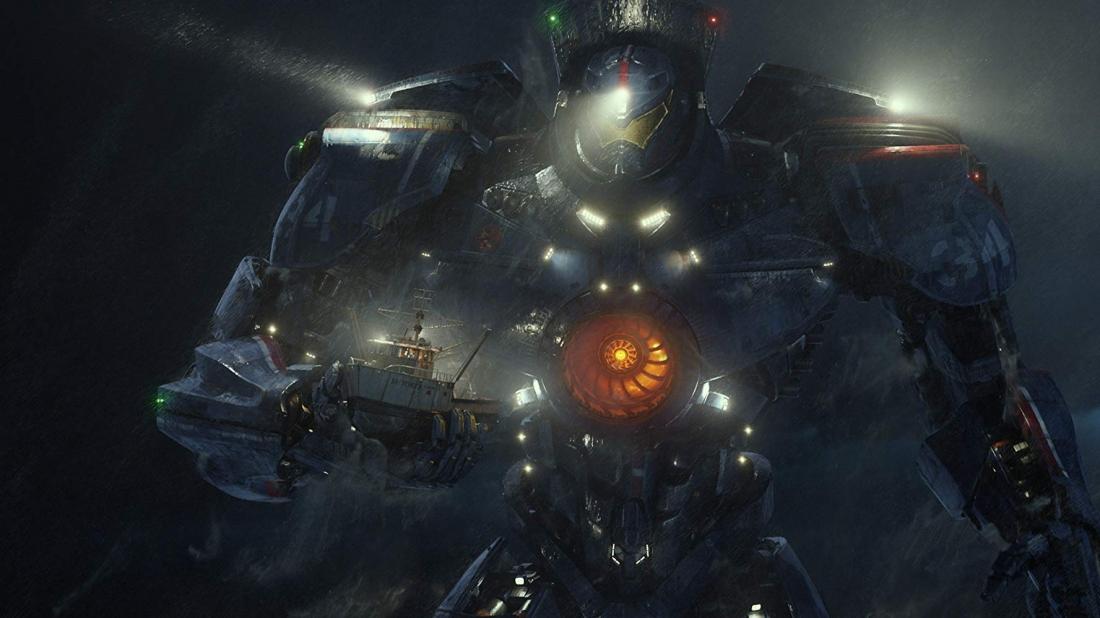 Jaeger được trang bị những công nghệ chiến đấu tối tân nhất từ dao, kiếm cho tới tên lửa.