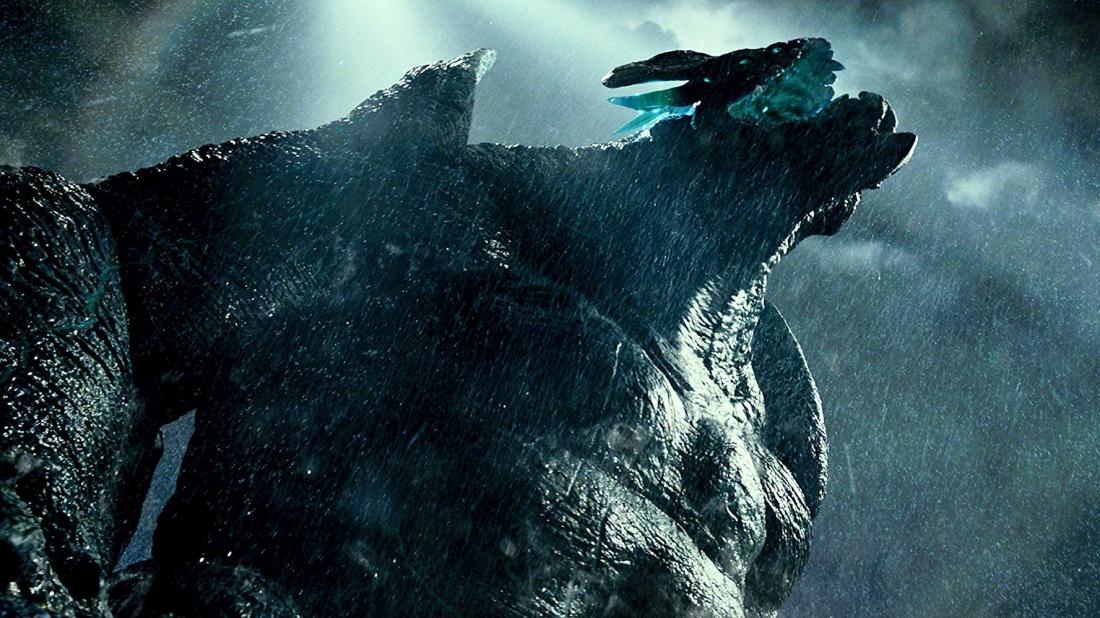 Một trong những con quái thú hung hãn Kaiju.