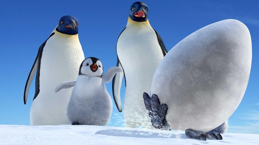 Phim kể về chú chim cánh cụt Mumble sống tại Nam Cực lạnh giá, mà ở đây tầng lớp xã hội được phân chia theo giọng hát.