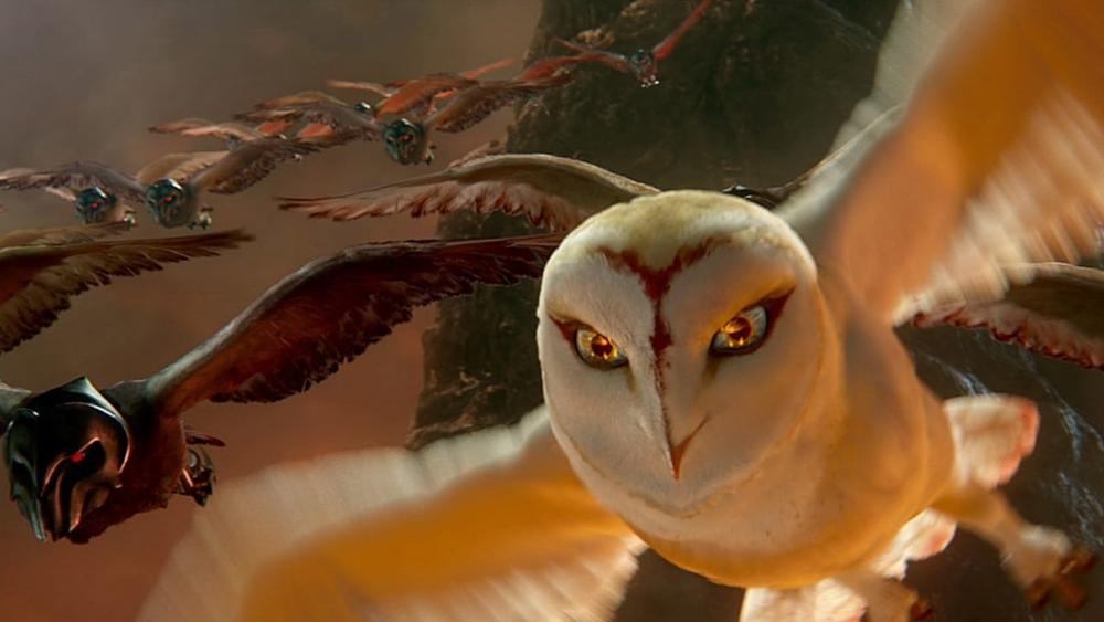 Một lần nọ, Soren cùng anh trai vô tình rơi vào tay những kẻ độc ác đang âm mưu thống trị thế giới.