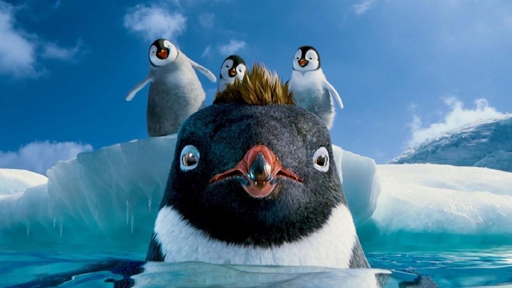 Một phân cảnh khác trong phim ''Happy Feet Two''