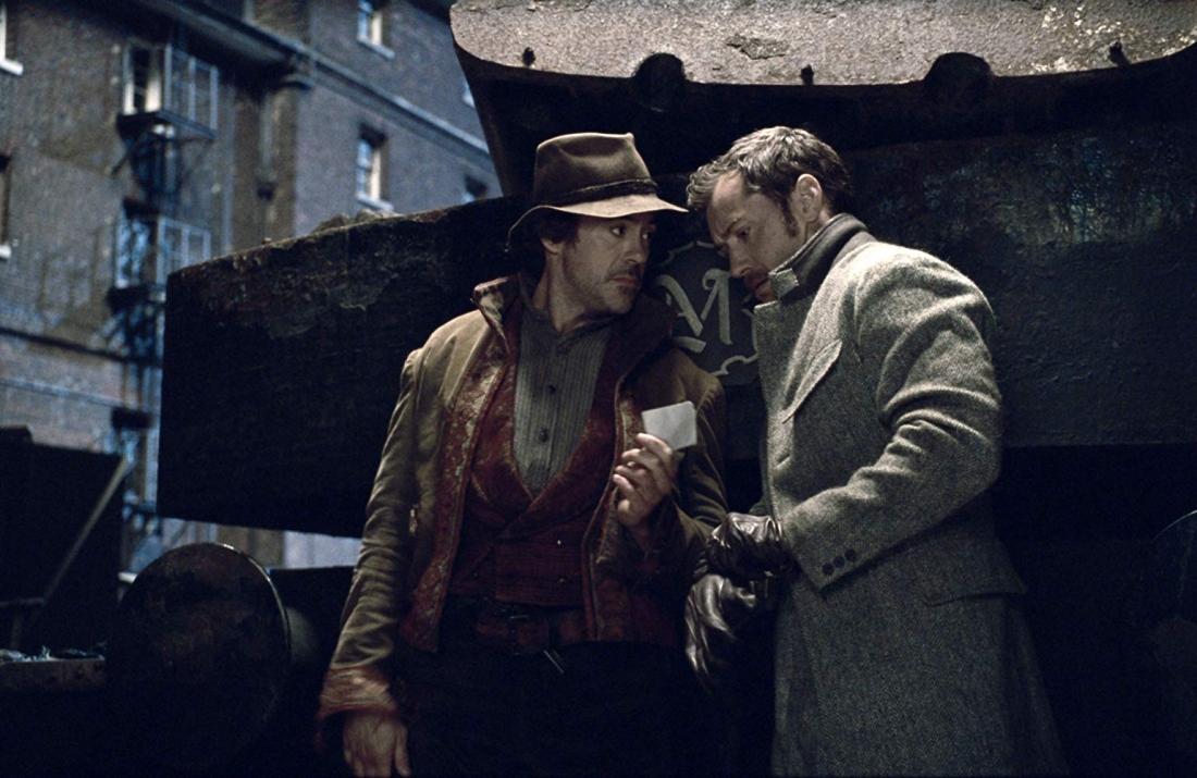 Bác sĩ Watson vừa cưới người vợ xinh đẹp là Mary nhưng ngay kỳ nghỉ trăng mật đã bị cuốn vào hành trình của anh bạn tri kỷ Sherlock Holmes.