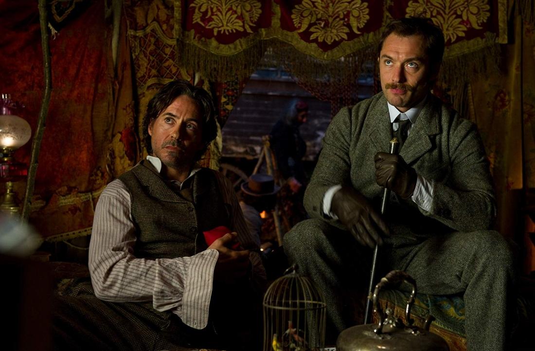 Sherlock Holmes nhìn thấu một mạng lưới các vụ ám sát và phá hoại được sắp xếp bởi bộ óc tinh vi, quỷ quyệt của giáo sư Moriarty nhằm mục đích gây ra chiến tranh thế giới.