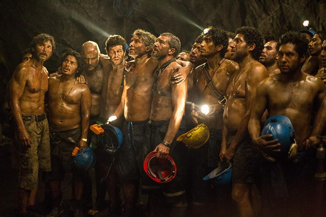 Câu chuyện về ý chí và lòng tin của con người, chống lại số phận đã tạo cảm hứng cho các nhà làm phim thực hiện tác phẩm ''The 33''.