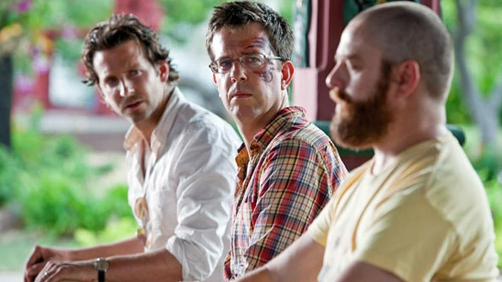 Bốn chàng trai tới Bangkok để tổ chức tiệc chia tay độc thân cho Stu