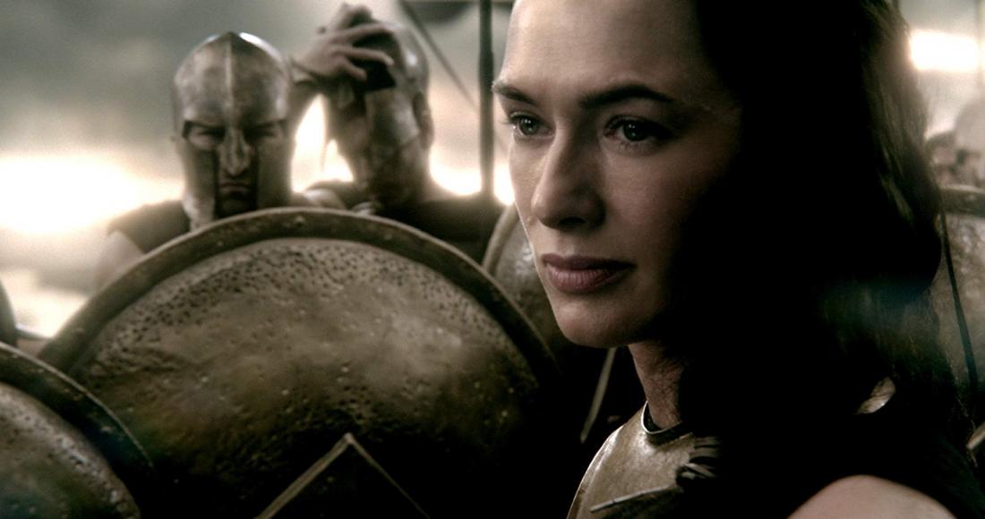Lena Headey trong vai nữ hoàng Gorgo.
