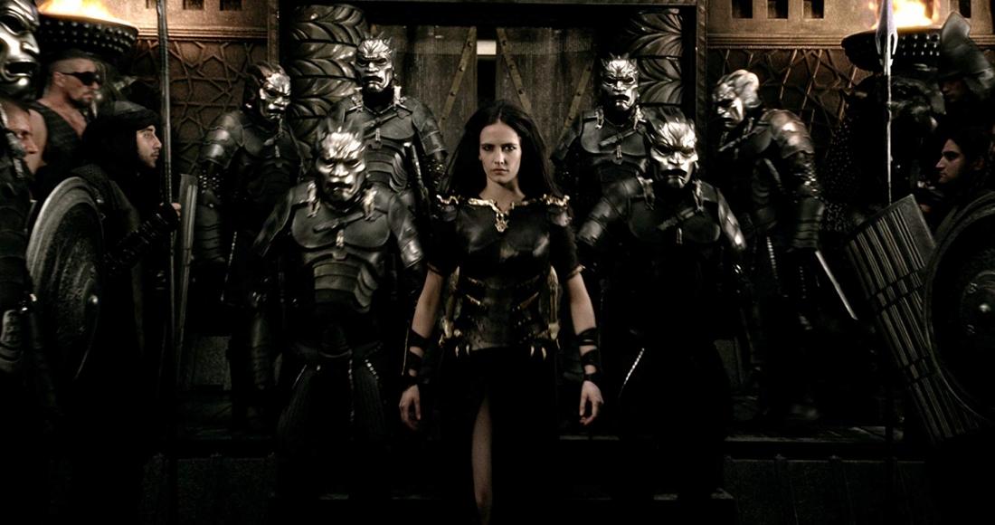 Phim là cuộc đối đầu giữa vị tướng lừng danh Themistokles với đội quân hung tàn của đế chế Ba Tư do ''vương thần'' Xerxes thống trị và ''nữ thần chiến tranh'' Artemisia chỉ huy.