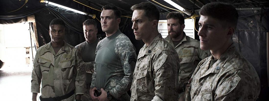 Phim lấy bối cảnh những ngày tháng dữ dội trên chiến trường Trung Đông.
