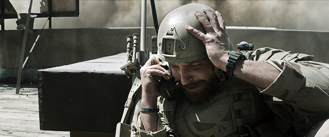 ''American Sniper'' mô tả lại cuộc sống của một quân nhân có thật - Chris Kyle, người được công nhận là lính bắn tỉa gây sát thương nhất lịch sử quân đội Mỹ.