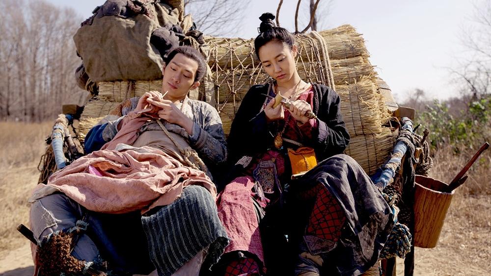 Mối quan hệ của Thiên Âm và Tiểu Lam cũng dần dần có sự thay đổi