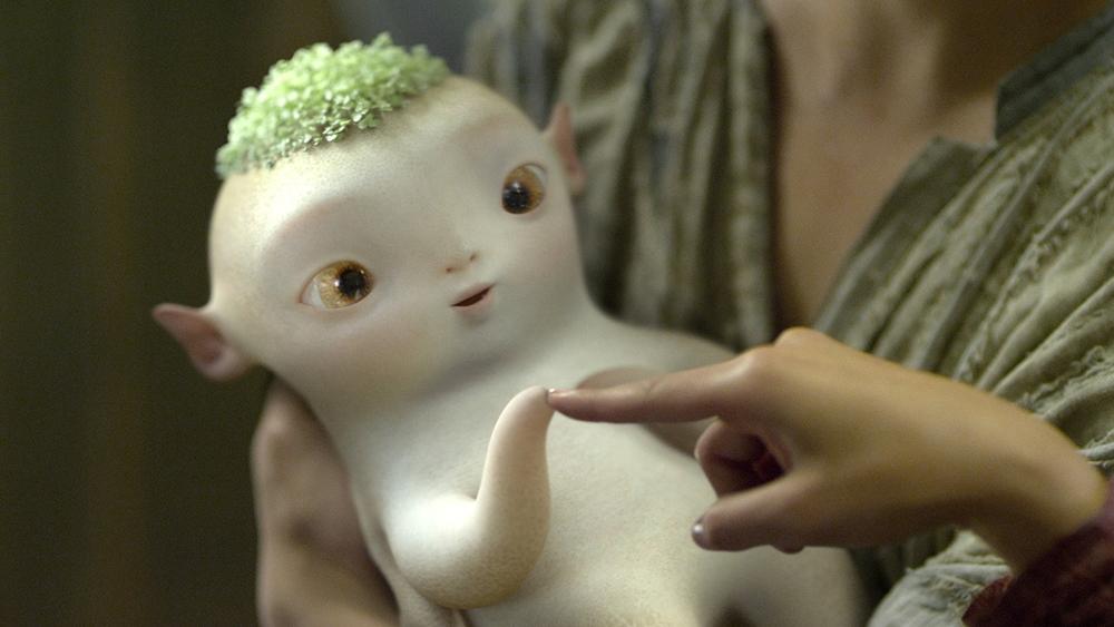 Chàng trai tên Thiên Âm ngoài ý muốn mà mang thai rồi sinh ra ''quái nhi'' Hồ Ba