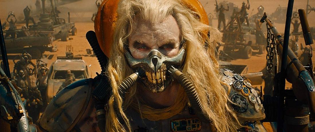 Hugh Keays-Byrne trong vai tên bạo chúa Immortan Joe.