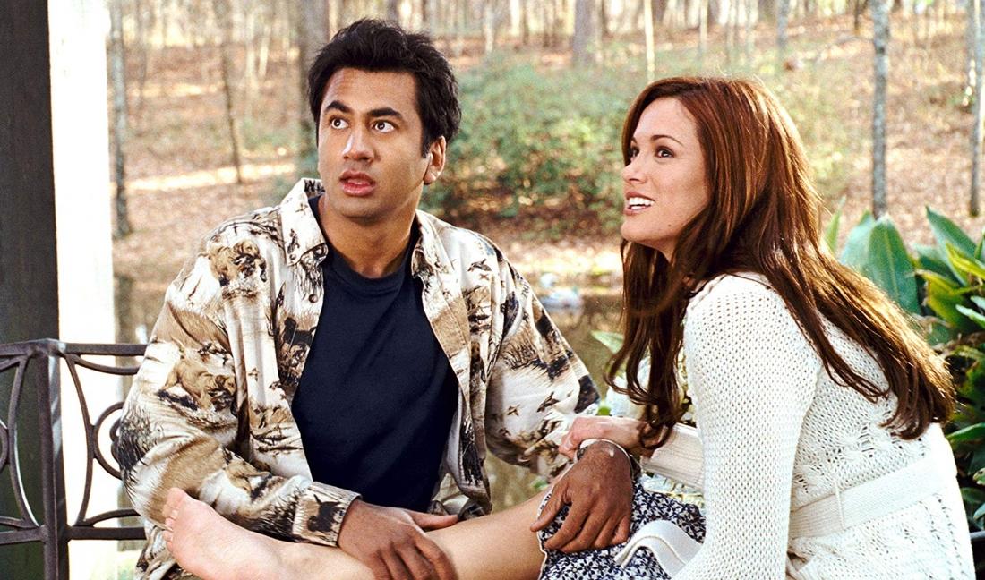 Kumar vô tình gặp lại người yêu cũ là Vanessa tại sân bay.