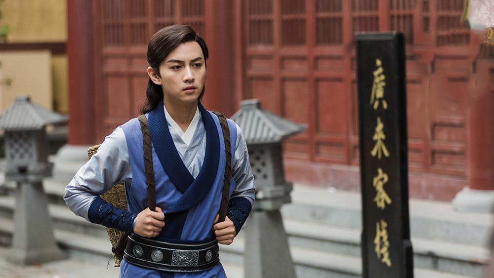 Dương Kiên là một thiếu niên anh hùng, đã lập nên triều đại nhà Tùy