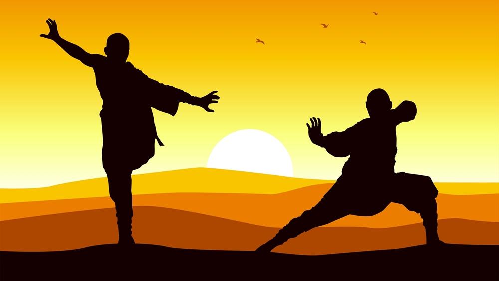 Những bài võ này nếu chịu khó đều rất dễ nắm bắt được, qua đó tập luyện đúng phương pháp.