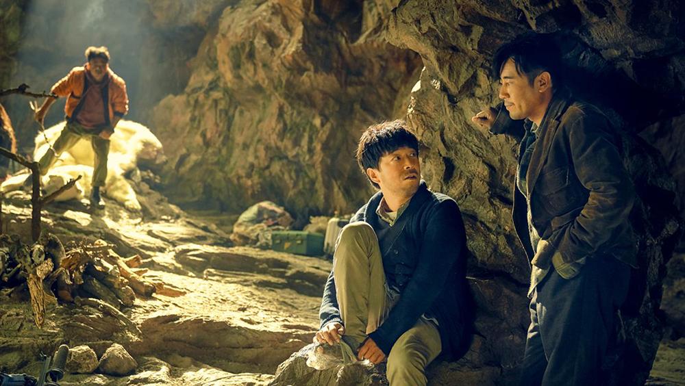 Bộ phim ''Sinh Tồn Nơi Hoang Đảo'' là câu chuyện của một người đàn ông luôn mơ ước một lần chiến thắng xổ số.