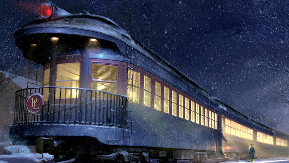 Một chuyến xe lửa kỳ lạ đã ghé thăm Billy vào lúc nửa đêm