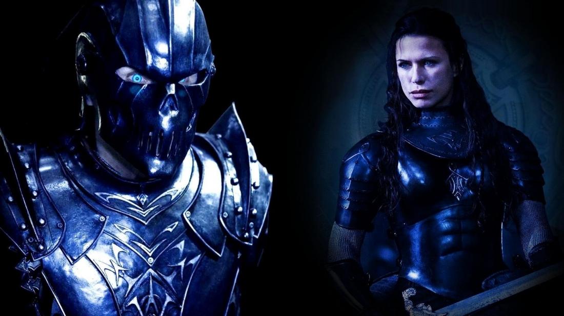 ''Underworld: Rise Of The Lycans'' là phần ba trong loạt phim giả tưởng kinh dị ''Underworld''.