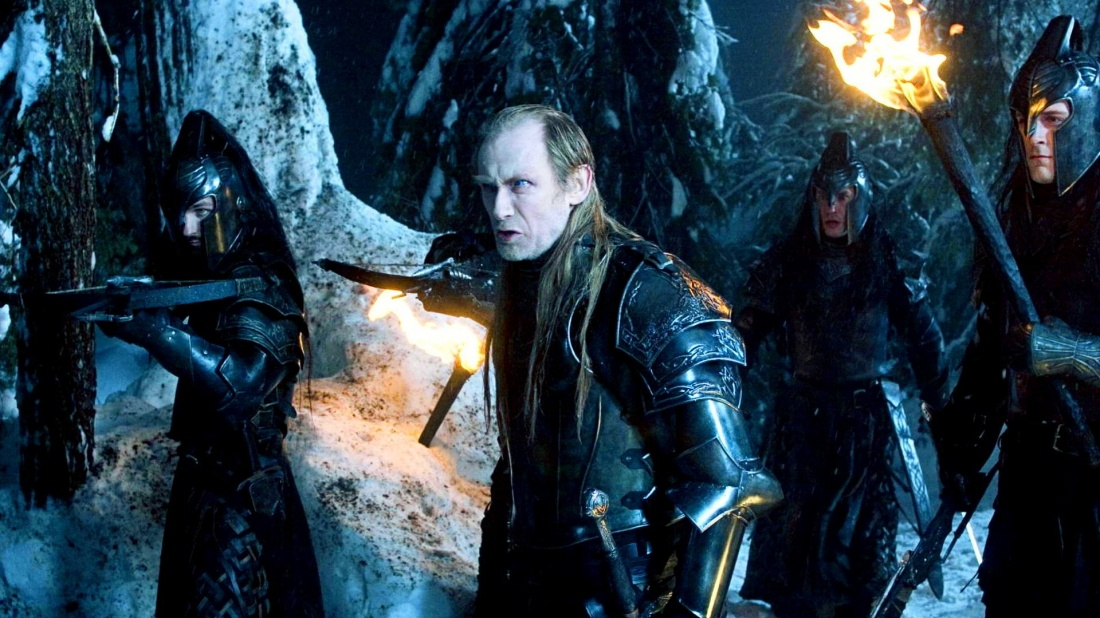 Đứng đầu của hai bên là Selene, nữ ma cà rồng xinh đẹp và Michael, anh chàng người sói mạnh mẽ.