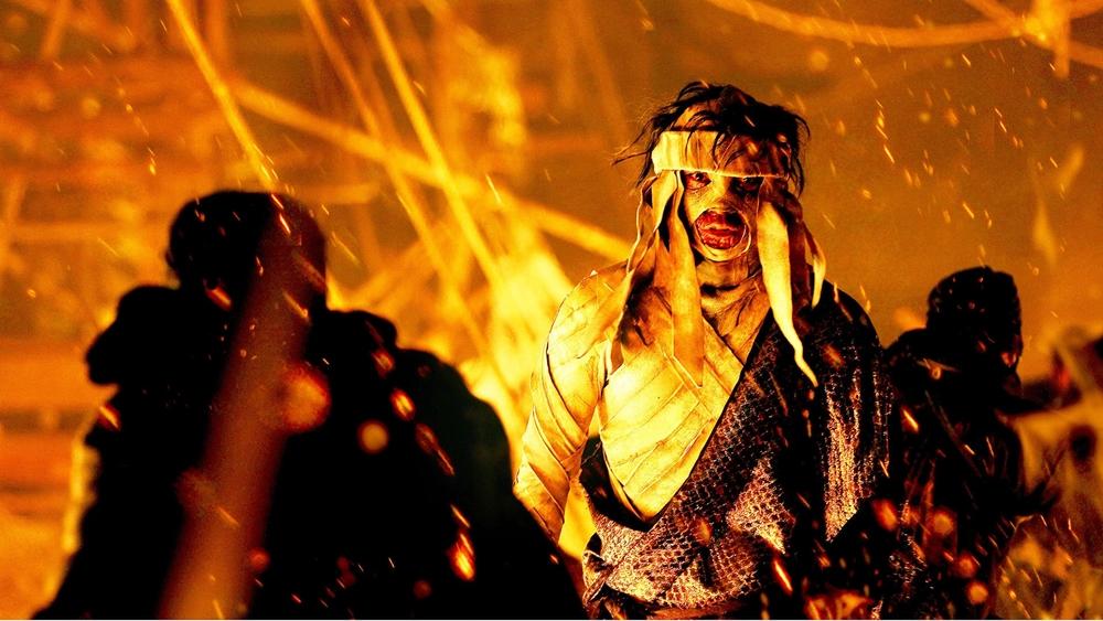 Một phân cảnh khác trong phim ''Rurouni Kenshin Part II: Kyoto Inferno''