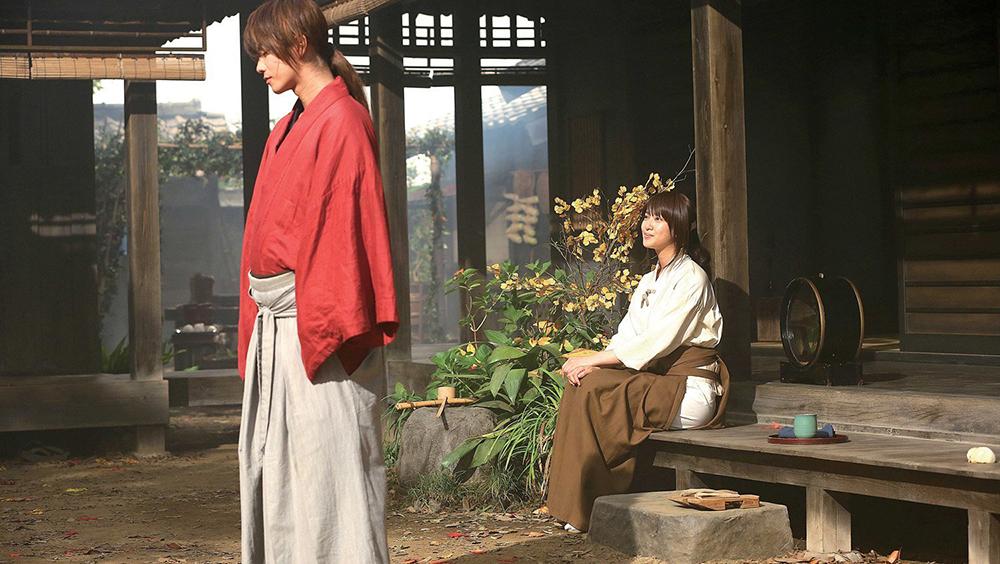 Kenshin tìm được những khoảnh khắc bình yên nhất trong cuộc đời