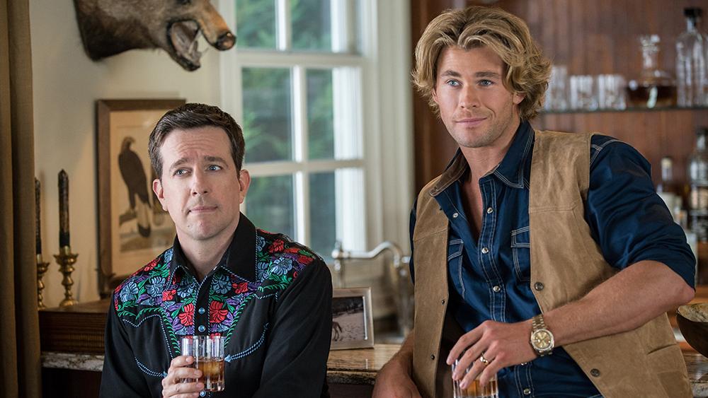 Phim có sự góp mặt với vai trò khách mời của Chris Hemsworth