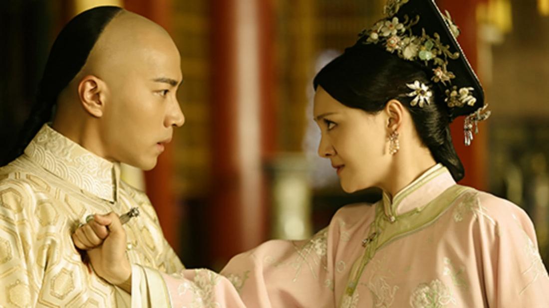 Trong khi đó, Chu Thiệu Thiên (Lý Đông Học) cũng đem trọn tình cảm dành cho Thái Hồng.