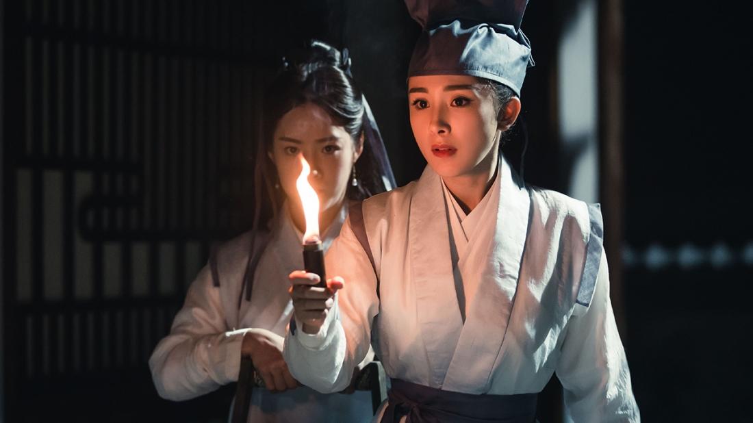 Cô gái Phù Dao vốn là một đệ tử có tư chất kém nhất của môn phái.