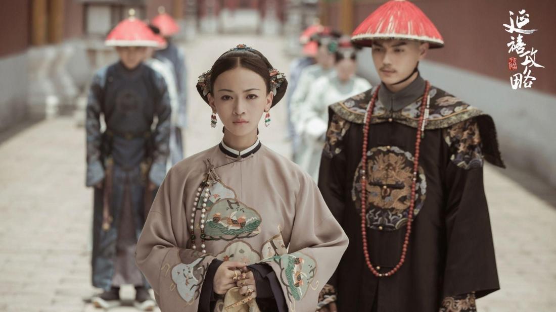 Phú Sát Hoàng hậu ôn hậu lễ pháp, lo lắng Anh Lạc lầm đường lạc lối nên thường giúp đỡ cô nhiệt tình.