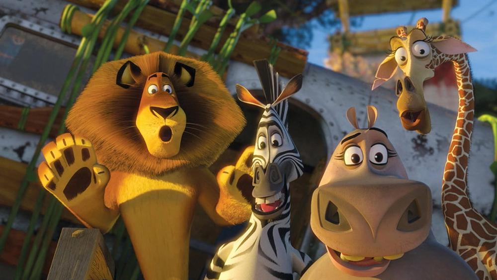 Sư tử Alex và các bạn quyết định rời Madagascar trở về New York