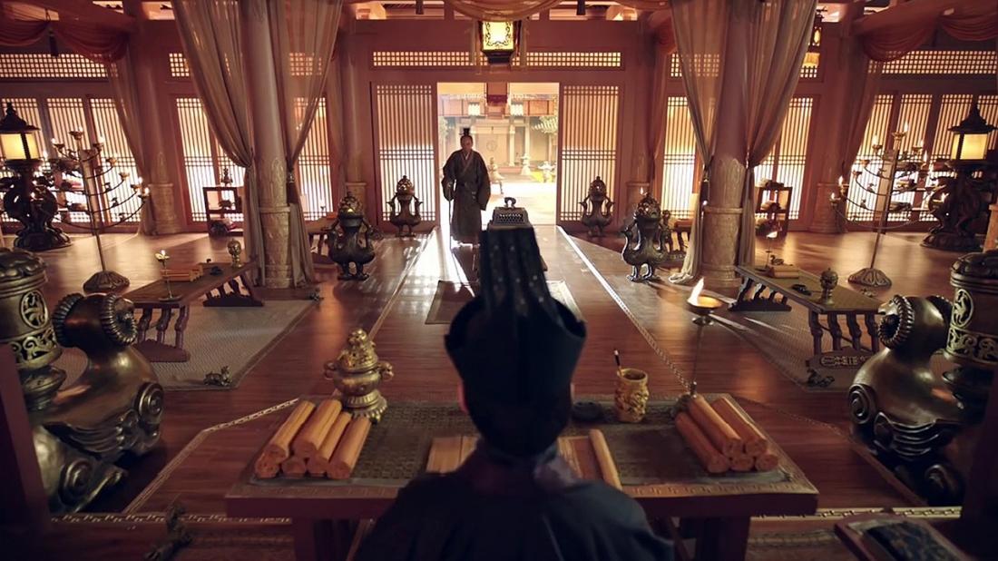 Nhờ sự hỗ trợ của Tư Mã Ý, Phục Thọ, Đường Anh, Lưu Bình new gồm thể cân bằng quân lực có bên Tào Tháo.