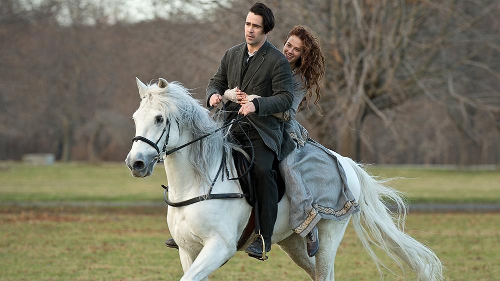 Chú ngựa mà cô nuôi đã vô tình trở thành người mai mối cho cô và tay trộm Peter