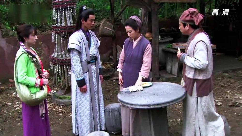 Tuy nhiên, khi giúp Đào Nhạc Minh tìm kiếm người mẹ thất lạc của anh, Chu Khởi Đình vô tình cứu được Lục Phán quan (Nhạc Dược Lợi).